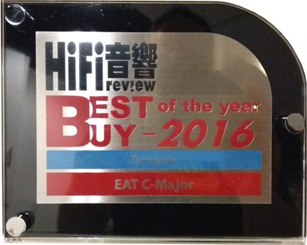 Platine EAT C-Major best_buy_Hifi_Review