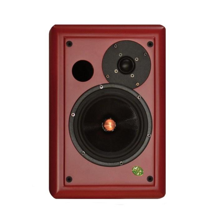 Asa Monitor standard rouge