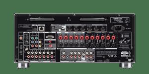 TX-RZ830 Onkyo Intégré Back