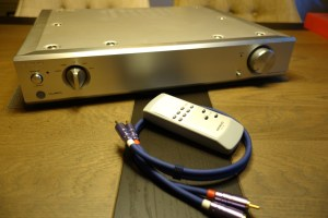 Onkyo A1VL amplificateur