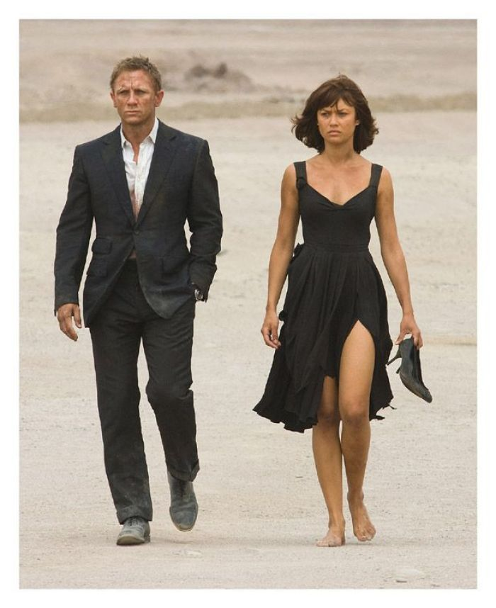 Quantum of solace (2008) Analizado el Blu-Ray en AudioVideoHD.com
