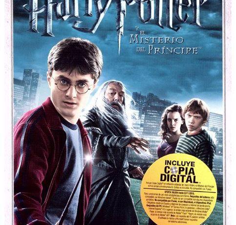 Harry Potter y el misterio de príncipe