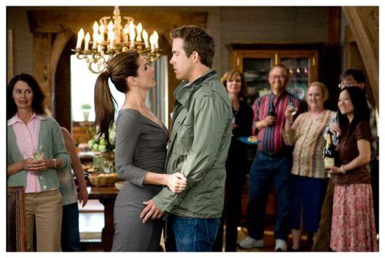 La Proposición - Comedia con Sandra Bullock y Ryan Reynolds