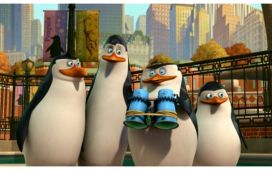 Pingüinos de Madagascar - serie