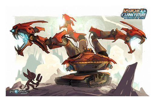 Ratchet & Clank: Atrapados en el tiempo (para PS3)