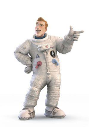 Chuck - Protagonista de Planet 51