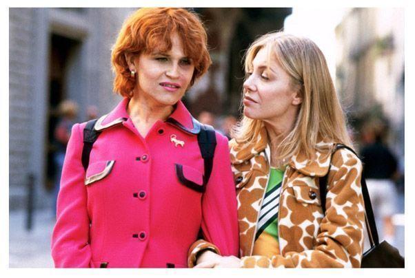 Antonia San Juan y Cecilia Roth en Todo sobre mi Madre