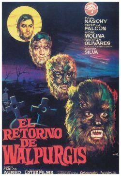 El Retorno De Los Walpurgis (1973)