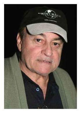 Paul Naschy (Jacinto Molina Álvarez)