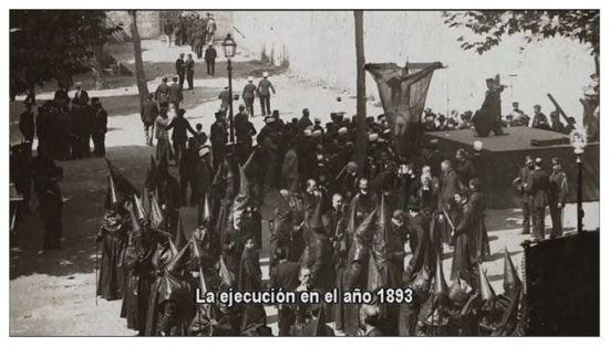 Ejecución en el año 1893