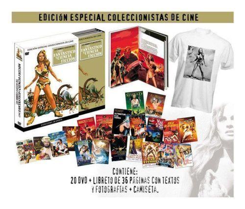 Edición Especial Coleccionista Cine Fantástico y Ciencia Ficción