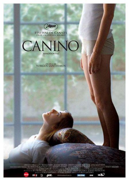 Un film inquietante: CANINO, del director griego Yorgos Lanthimos