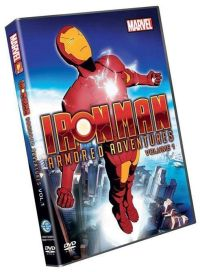 IRON MAN ARMORED ADVENTURES Temp.1 vol.1