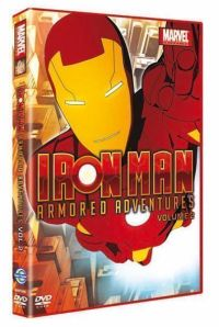 IRON MAN ARMORED ADVENTURES Temp.1 vol.2