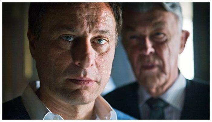 Michael Nyqvist actor principal en Millennium