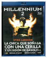 Millennium 2 La chica que soñaba con una cerilla y un bidón de gasolina