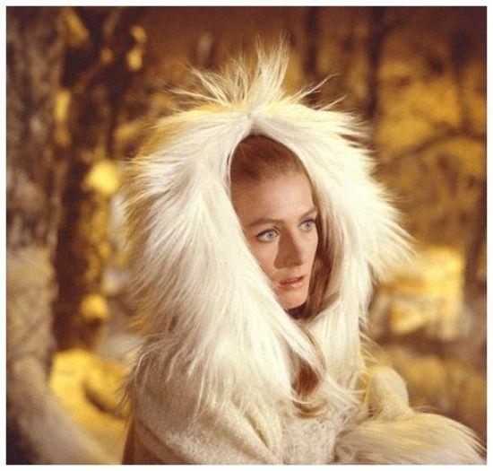 Vanessa Redgrave en el musical Camelot (1967)