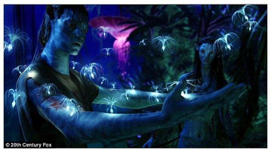Maravillas del planeta Pandora