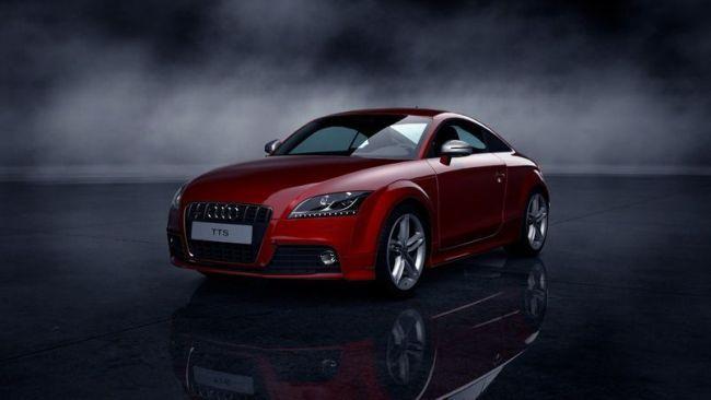 Audi TTS en GT5