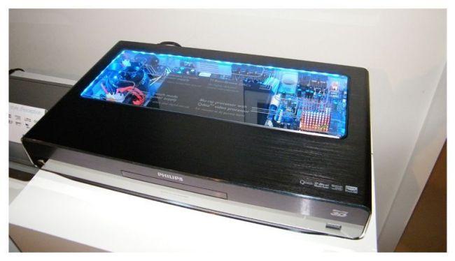 Reproductor BD de alta gama BDP9600 de Philips
