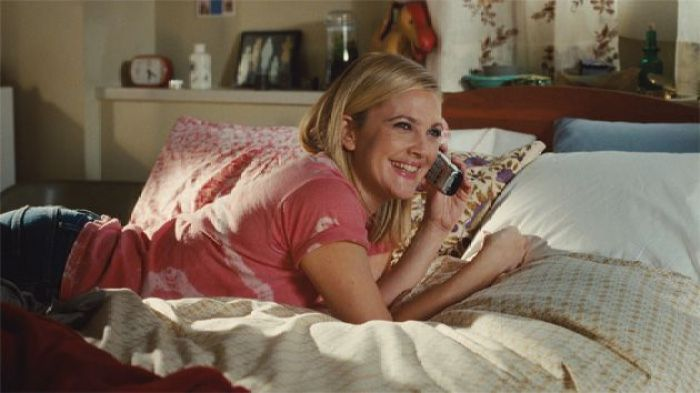 """Drew Barrymore es la protagonista en """"Salvando la distancias"""" (2010)"""