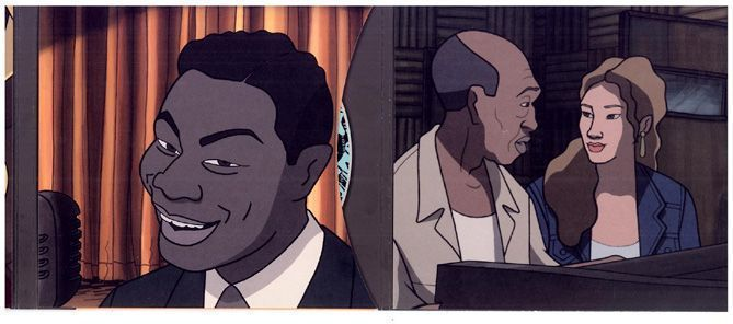 Chico & Rita (Dibujos de Javier Mariscal)