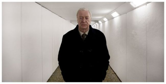 Michael Caine en Harry Brown (2009)