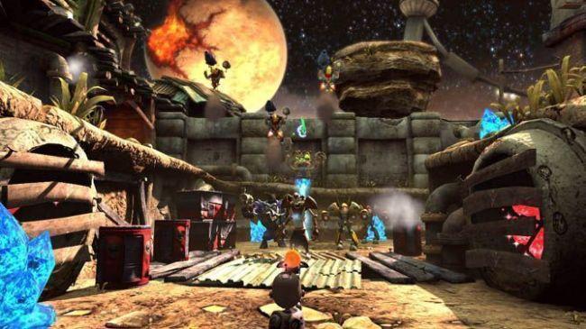 """""""Move Heroes"""" para PS3"""