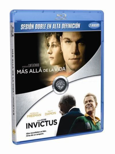 Más allá de la vida + Invictus