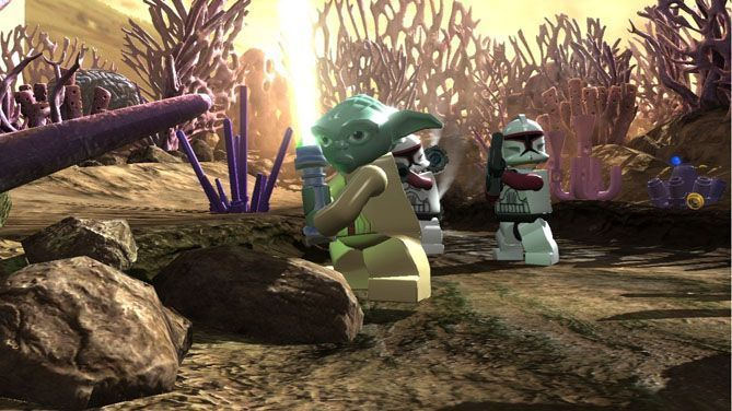 LEGO STAR WARS III THE CLONE WAR