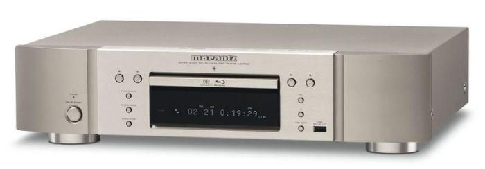Reproductor multiformato Marantz UD7006 en color plata