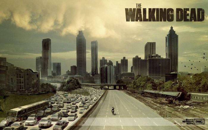 THE WALKING DEAD - TEMPORADA 1 EN BLU-RAY