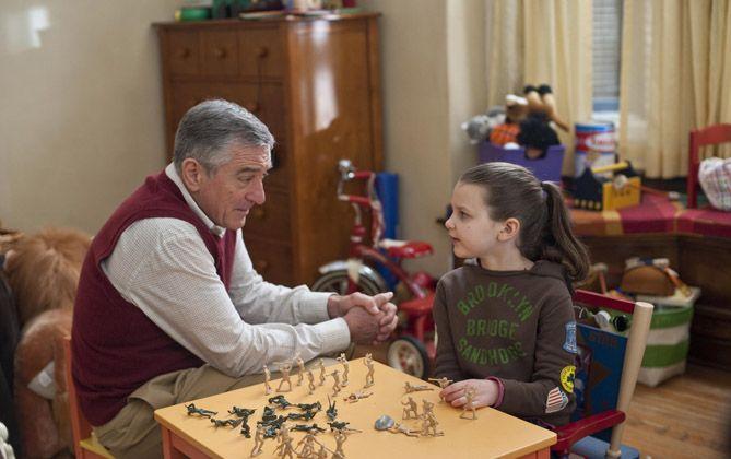"""Robert de Niro en """"Ahora los padres son ellos"""""""