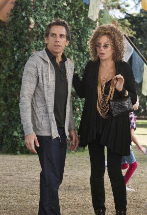 """Ben Stiller y Barbra Streisand en """"Ahora los padres son ellos"""""""