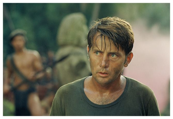 Martin Sheen en Apocalypse Now