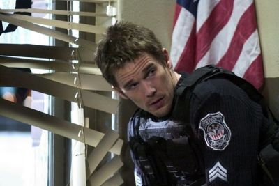 """Ethan Hawke en """"Asalto al distrito 13"""" (2005)"""