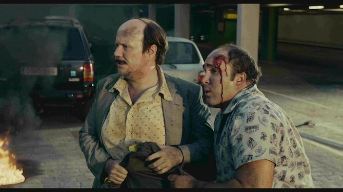 Torrente 4: Crisis Letal (2011)