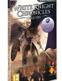 White Knight Chronicles: Origins (para PSP)