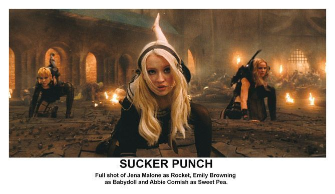 """""""Sucker Punch"""" (2011)"""