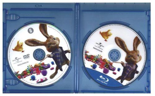 """Estuche combo del Blu-Ray + DVD de """"HOP"""""""