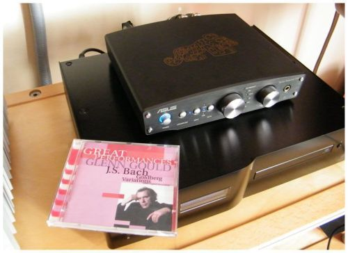 Equipo y disco de pruebas para el ASUS Xonar Essence One