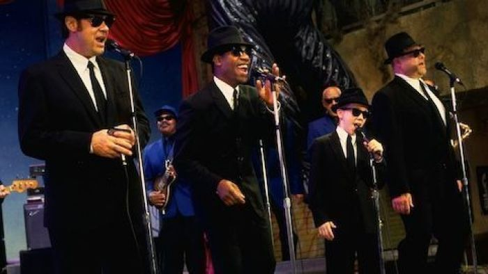 """""""Blues Brothers 2000"""" (1998)"""