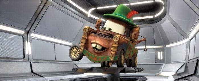 """Cars 2"" (2011)"
