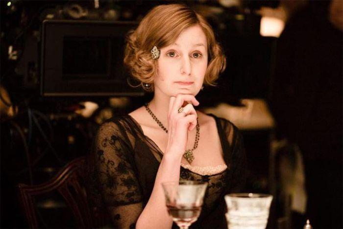 Laura Carmichael en la serie