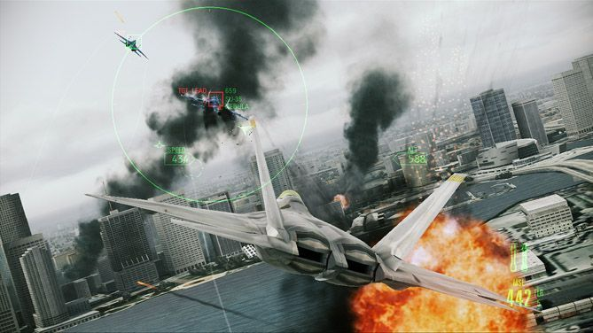 """ACE COMBAT: ASSAULT HORIZON"" (2011)"