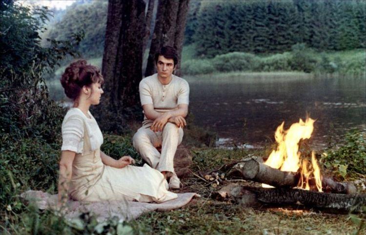 """""""Las dos inglesas y el amor"""" (1971)"""