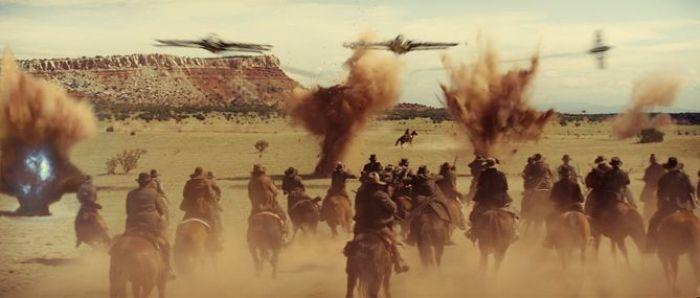 """""""Cowboys & Aliens"""" (2011)"""