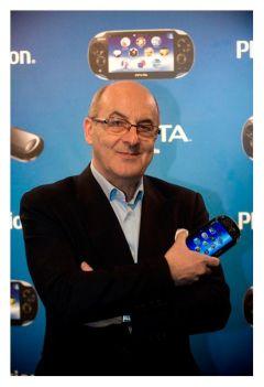 James Armstrong, Vicepresidente Senior del Sur de Europa y Consejero Delegado de Sony Computer Entertainment para España y Portugal