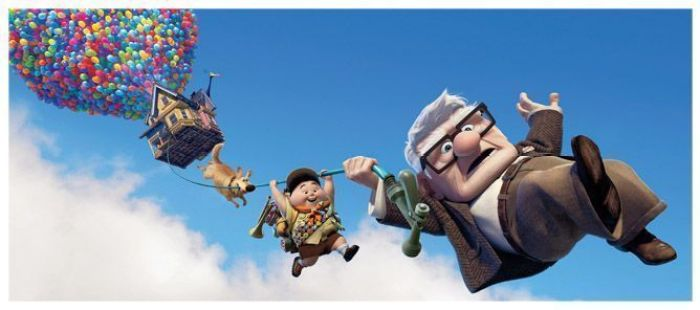 UP ©Disney Pixar