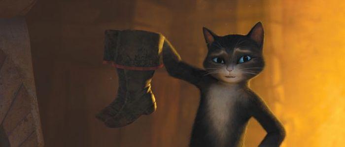 """""""El Gato con Botas"""" (2011)"""